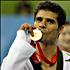 Фотоальбом: Иранские спортмены на пекинской олимпиаде