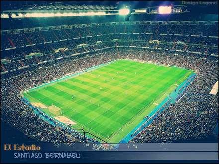 استاديوم رئال مادريد