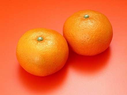دو پرتقال
