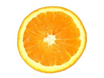 برش دروني پرتقال