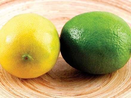 ليموي سبز و ليموي زرد