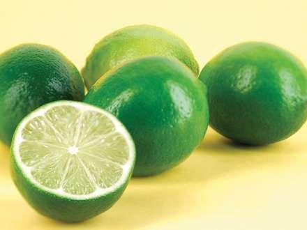 ليموهاي سبز همراه با برش دروني