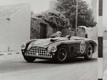 نماي اتومبيل استون مارتين  DB3-1951