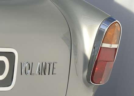نماي چراغ عقب  اتومبيل استون مارتين SWB-1966 DB6-Volante-