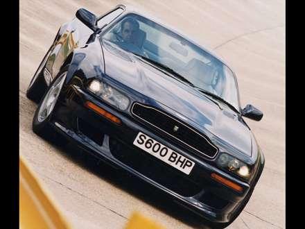 نماي سپر و جلوبندي اتومبيل استون مارتين- Vantage -1992 V8-