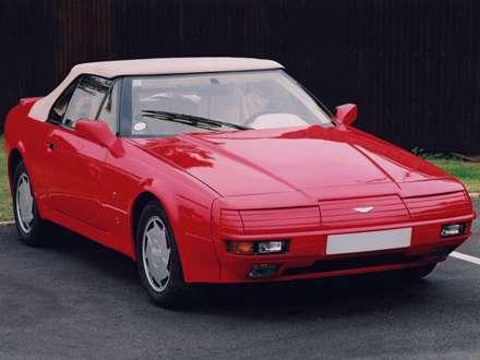 نماي اتومبيل استون مارتين V8- Zagato--1987-Volante-