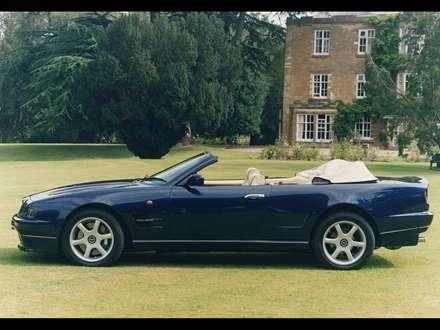 نماي اتومبيل استون مارتين V8 Vantage  Volante- LWB-1992