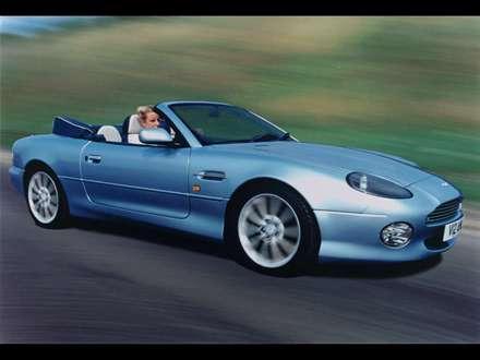 نماي سرعت اتومبيل استون مارتين DB7 Vantage-Volante-2004