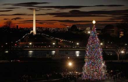 عکسهايي از استقبال از کريسمس 2011