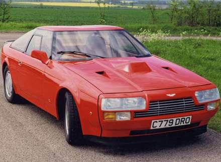نماي اتومبيل استون مارتين  V8-Zagato-1986