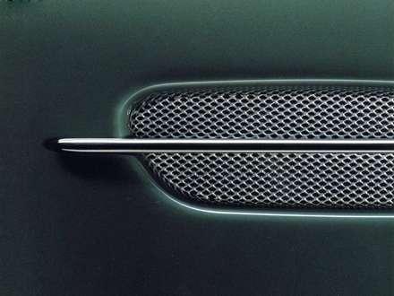 نماي  دريچه هاي هوايي اتومبيل استون مارتين DB7-Vantage-2014
