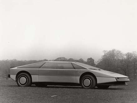 نماي اتومبيل استون مارتين  Bulldog-1980-Concept-