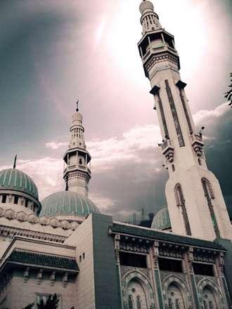 زيباترين مساجد جهان