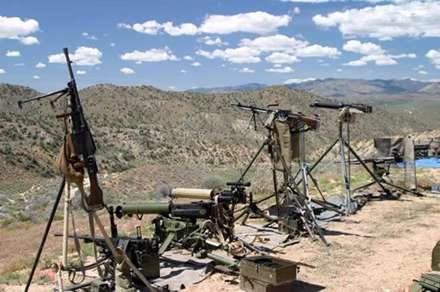 گزارشي تصويري اردوگاه تفريحي نظامي، اريزوناي امريکا