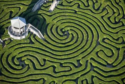 صحنه های دیدنی از هنر عکاسی هوایی