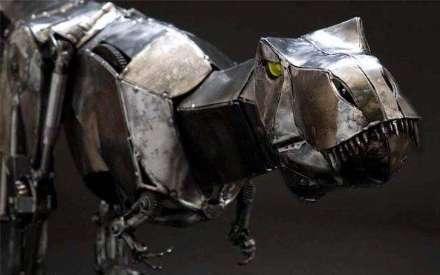 حیوانات جالب مکانیکی