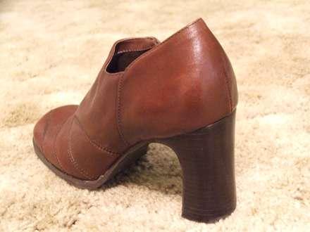 کفش زنانه قهوه ای