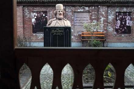 زادگاه یک جنگلی؛ گزارش تصویری از محل تولد میزا کوچک خان