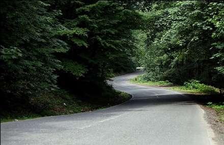 طبیعت زیبای جاده اسالم به خلخال رشت در قاب تصاویر
