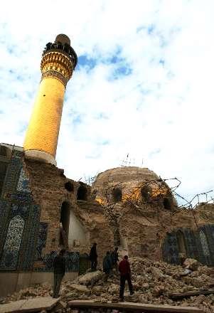 گزارش تصویری از سرداب غیبت امام زمان علیه السلام