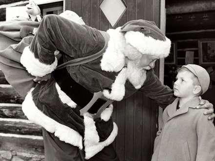بابانوئل مهربون