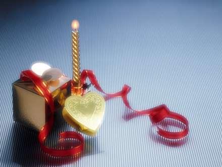 هدایای شب کریسمس در جعبه های طلایی