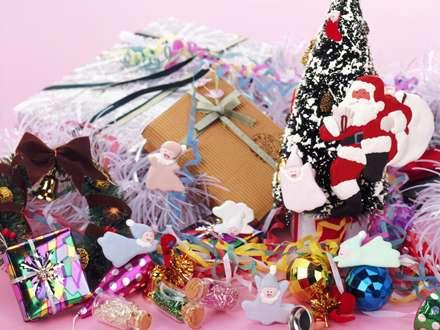 وسائل تزئینات جشن کریسمس