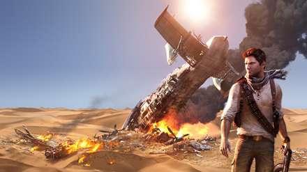 تصویری از یک بازی رایانه ای