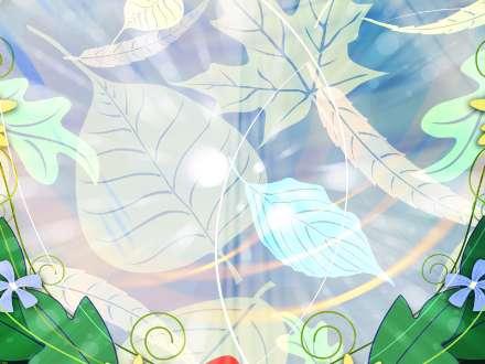 دنیای برگ ها