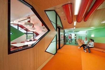 طراحی عجیب و کم نظیر یک دانشگاه
