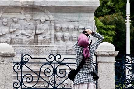 عکاسی از بنای تاریخی
