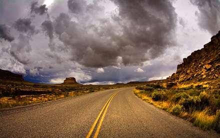 رویایی ترین جادههای دنیا