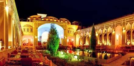 هتل سنتی مهر در یزد
