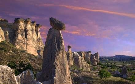 صخره های طبیعی عجیب