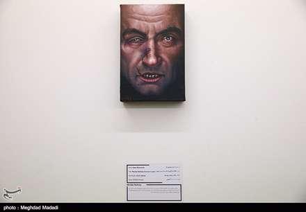 نمایشگاه پرتره