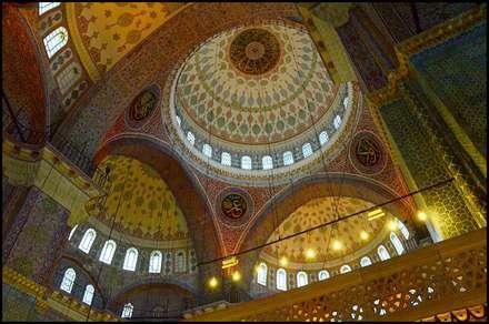 طراحی فضای مسجد