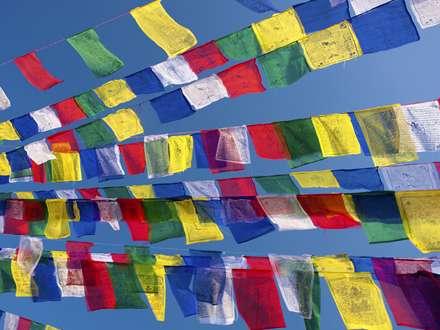 پرچم های دعا