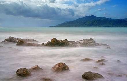 صخره دریایی