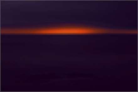 اولین لحظه طلوع آفتاب