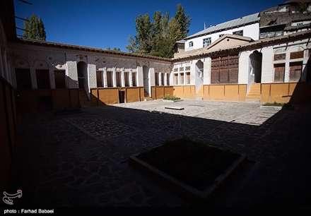 خانه نیما در یوش