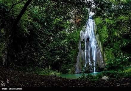 مجموعه آبشار های لوه