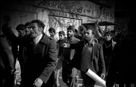 سند تصویری بکر از انقلاب مردمی ۳