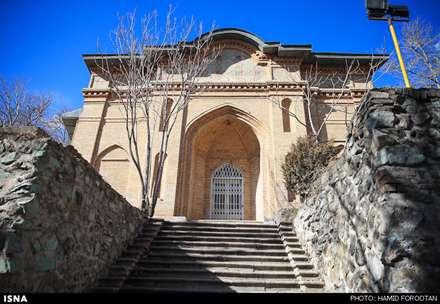 کاخ احمد شاهی مجموعه سعدآباد
