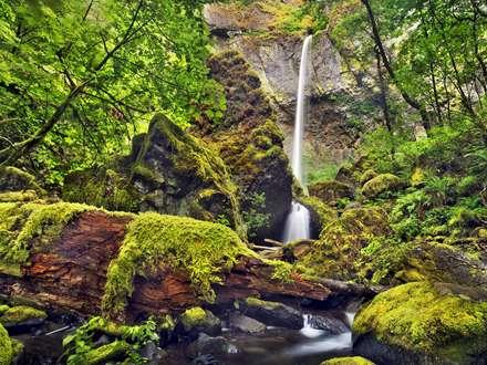 آبشار باریک