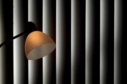 چراغ مطالعه در تاریکی