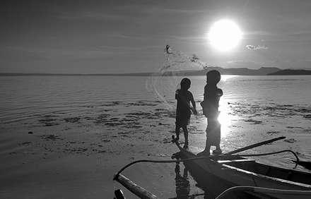 ماهیگیران کوچک