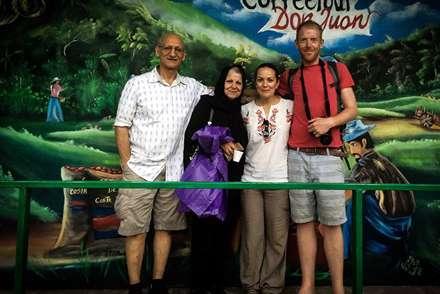 جاذبه یک دعوت حسینی از نیویورک تا خرم آباد
