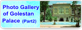 Photo Gallery of Golestan Palace(Part2)