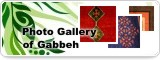 Photo Gallery of Gabbeh