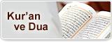 Kur'an ve Dua